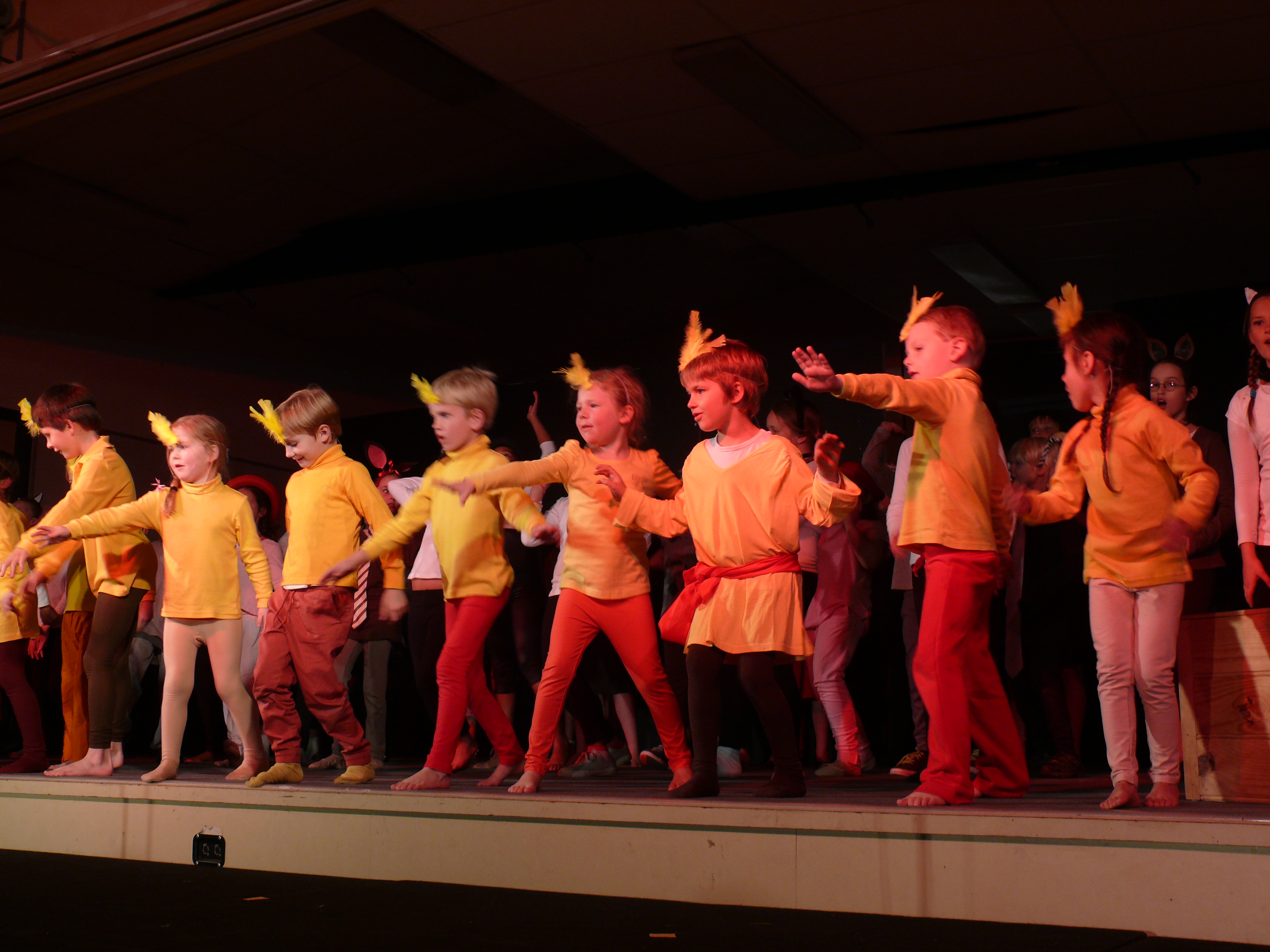 School Concert on Parent Involvement At
